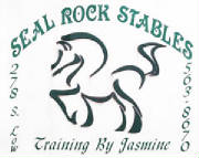 Seal Rock Stables Sign